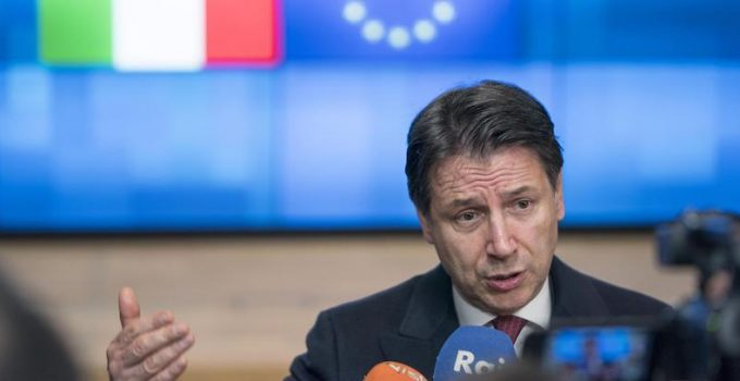Conte avverte che se l'Europa non sarà all'altezza vinceranno i nazionalismi