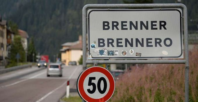 Verso la chiusura del Brennero