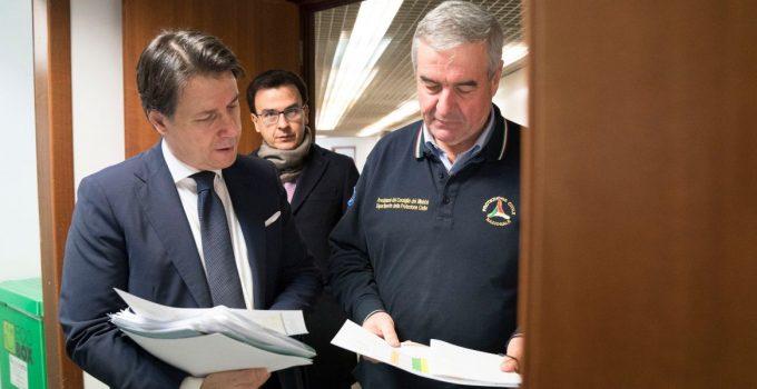Il picco dei contagi è stato raggiunto, lo annuncia Borrelli