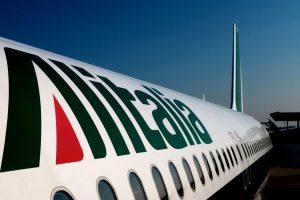 La flotta Alitalia ricomincia a volare