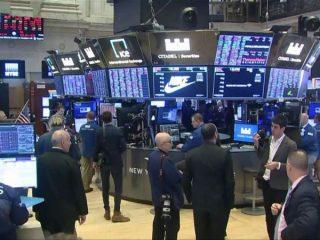 Borsa affari: Apertura in forte calo
