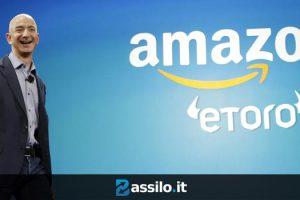 Il Miglior Broker per investire in Azioni Amazon è eToro?