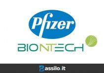 Logo Pfizer Biontech