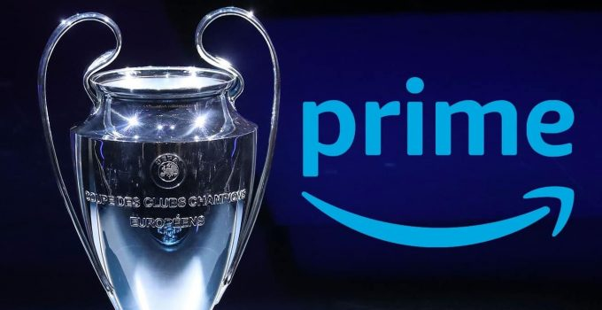 Amazon Prime decide di acquistare le partite di Champions League