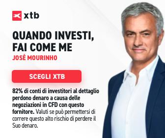 xtb José Mourinho
