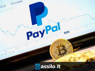Comprare azioni Amazon con Paypal