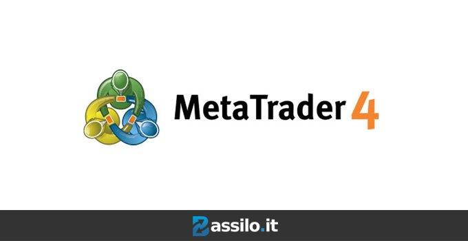 Logo Piattaforma Metatrader 4