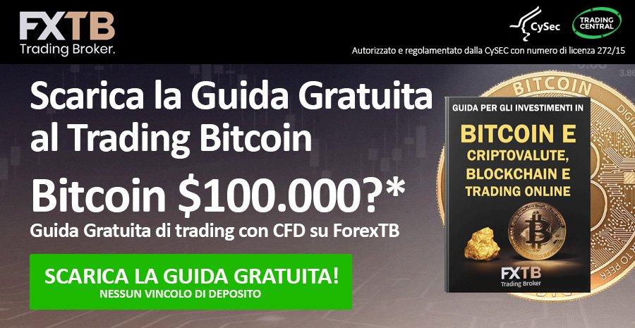 Investi in Bitcoin con ForexTb