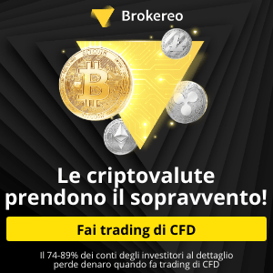 Trading Criptovalute Brokereo
