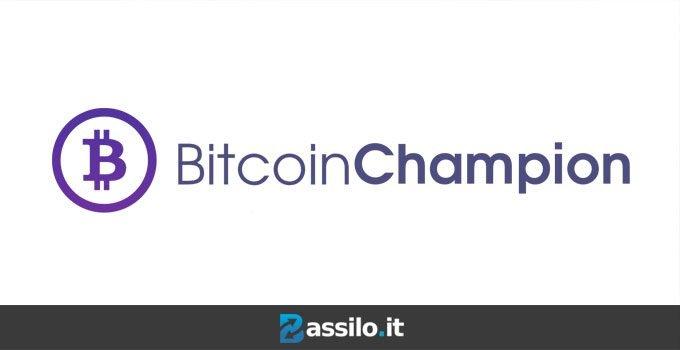 Bitcoin Champion Truffa? Recensione e opinioni