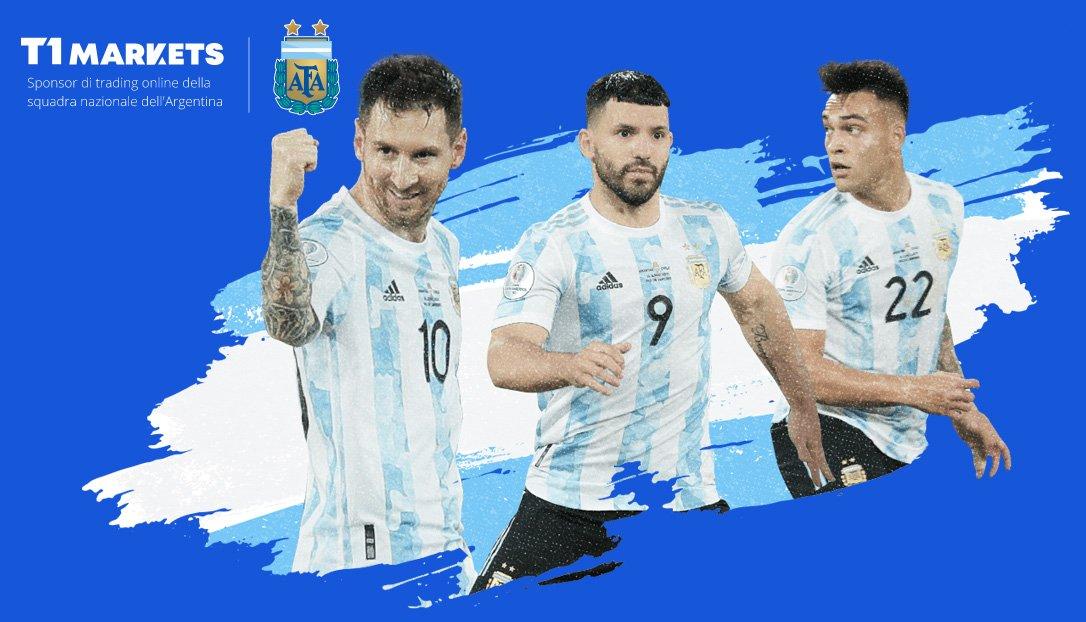 T1Markets sponsor di trading online nazionale dell'Argentina